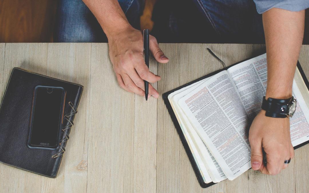 Einladung zum Gemeinde Bibeltraining