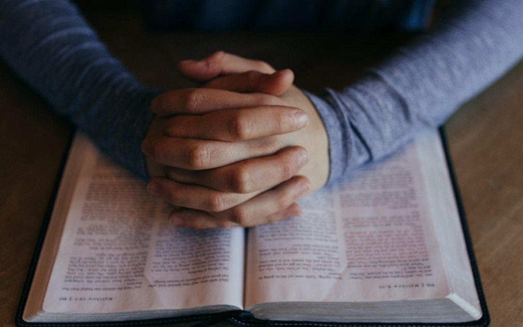 """Jesus spricht: """"Ich bin…"""""""